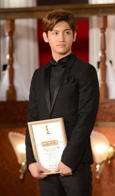 日本アカデミー賞 3年前の新人賞チャンミンを振り返る|東方神起★チャンミンMAX-LOVE★