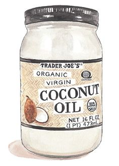Use in Toothpaste: Add flavor, antibacterial action, and potential whitening benefits by adding coconut oil to some baking soda and using as a DIY toothpaste. For a little extra flavor, mix in a drop or two of peppermint or cinnamon essential oil.