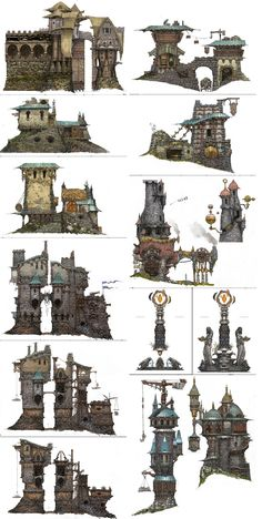 tower concepts