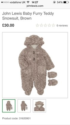 A/W SNOW SUIT - MITTEN ACCESSORIES  Unisex JL