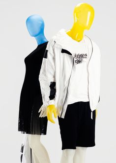 BULB Collection by More Mannequins #MaleMannequin #FemaleMannequin #translucent #luminescent #fluorescent #UEG_official