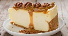 Karamelový cheesecake - dôkladná príprava krok za krokom. Recept patrí medzi tie najobľúbenejšie. Celý postup nájdete na online kuchárke RECEPTY.sk.