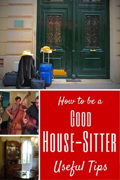 """House-sitting: Low-cost Way to Experience the World"" Thursday evening, July 19, 2018 7 p.m. to 8 p.m."