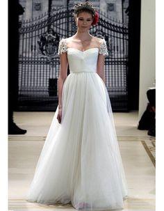 Image from http://www.sandalsweddingblog.com/wp-content/uploads/2013/12/wedding-dress-cap-sleeve.jpg.