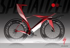 Concept bike time trial
