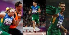 Em Londres, atletas paralímpicos do Brasil conquistam oito medalhas em apenas dois dias - Juntos, atletas paralímpicos da natação, do judô e do atletismo conquistam cinco medalhas de ouro, uma de prata e duas de bronze no final de semana