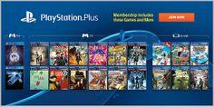 Actualización de PlayStation Plus (27 de Enero).