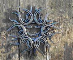 Horseshoe art ideas | visit store horsegiftsandart com