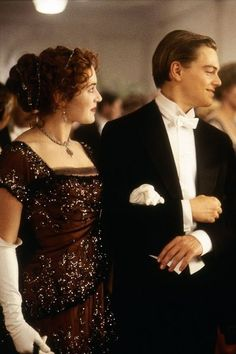 Titanic...One of my all-time fav movies
