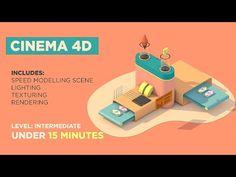 Vfx Tutorial, Cinema 4d Tutorial, Ios Design, Dashboard Design, Graphic Design, User Experience Design, Customer Experience, 3d Cinema, Speed Art