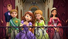 """The Podcast Princesses 👑 在 Instagram 上发布:""""🚨 SPOILERS 🚨 . For all of the #Sofiathefirst 💜 fans!! . What an #elenamazing 💃🏽 surprise to see Sofia and her family at Elena's Coronation…"""" Princess Pocahontas, Princess Rapunzel, Princess Aurora, Old Disney, Sofia The First, Disney Junior, Character Portraits, Disney Characters, Fictional Characters"""