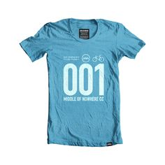 This recycled heather blue t-shirt has been designed and printed in the UK and features the race number graphic. Inspired by cycling races but designed with the lone traveller in mind, this design has been screen printed by hand using white ink. Made using 100% recycled materials and featuring the m