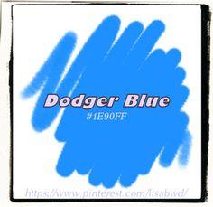 buDodgerBlueLisaBWD