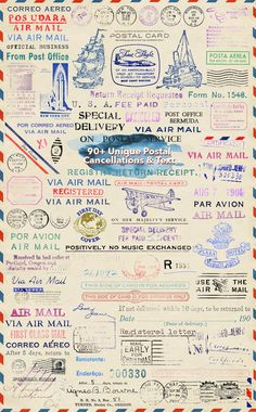 Off Complete Retro Collection by Piddix Archives on More than off. Hundreds of authentic, high resolution illustrations from the Absolutely incredible quality and thoroughly researched for copyright. Vintage Stamps, Vintage Ephemera, Airmail Envelopes, White Background Images, Websites Like Etsy, Retro Christmas, Santa Christmas, Usa Tumblr, Kit