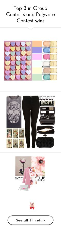 """""""Top 3 in Group Contests and Polyvore Contest wins"""" by enola123 ❤ liked on Polyvore"""