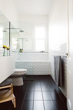 50 Relaxing Scandinavian Bathroom Designs | DigsDigs