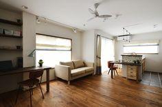 No.0375 COLORS-50平方mの空間をカラーで分ける住まい-(一戸建て) | リフォーム・マンションリフォームならLOHAS…