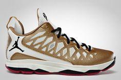the best attitude a0958 6b80d Jordan CP3.VI Metallic Gold Black Slate Sport Fuschia 535807 705 CP3 Shoes  2013 Sport
