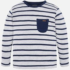 Baby boy long sleeve t-shirt pullover style