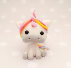 Sweet Tiny Magic unicorn Keychain!