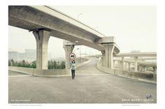 Adeevee - Buick: No pedestrian, No entry, Traffic light ahead, No trucks, Speed limit
