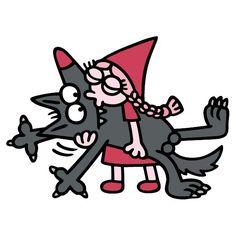 Caperucita Roja Kukuxumusu / Little Red Riding Hood