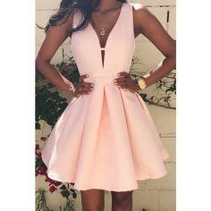 Atłasowa sukienka