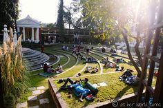 Garden of Dreams, a great outdoor space in Kathmandu, Nepal -- READ MORE: http://www.asherworldturns.com/garden-of-dreams/