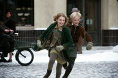 The Book Thief Review. Sophie Nélisse and Nico Liersch. http://www.Neamoview.blogspot.co.uk