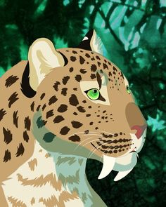another cat i've been meaning to post meow Leopard