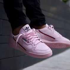 d657bab243b UNSTABLEFRAGMENTS.COM - Continental 80 (via Loadednz) Pink Sneakers