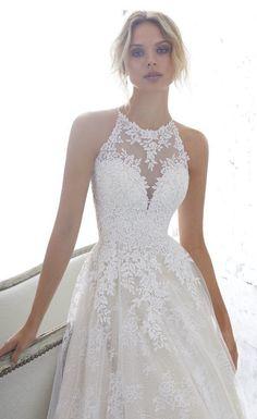 Courtesy of Morilee by Madeline Gardner wedding dresses AF Couture Collection #weddingdress