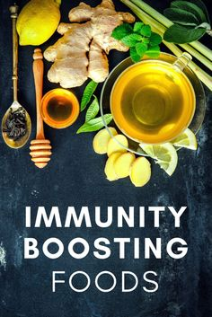 Plus two easy immunity-boosting recipes.