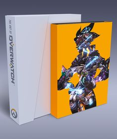The Art Of Overwatch And The Overwatch Anthology Coming This October