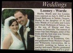 Last Name Fails: Wedding Announcements That Spell Disaster (PHOTOS)