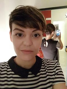 I love my pixie hair!!i cant change them..i dont want to!!