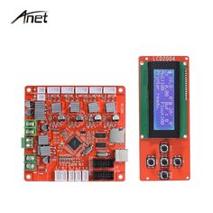 Integrated Circuits Humorous 1pcs Ramps 1.4 Control Board Panel Part Motherboard 3d Printers Parts Shield Red Black Controls Ramps1.4 Boards Accessories