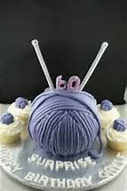 Image result for birthday yarn cakes