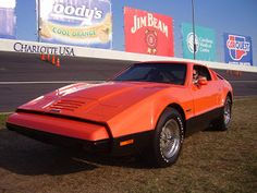 North American Cars we miss today   Bricklin: Canada is not exactly known for automobiles even though a major chunk of cars running in United States come from Canada. Bricklin was a true Canadian Sports car. Here is the SV-1.   Boyracer's Blog