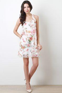 Cherry Blossom Love Dress