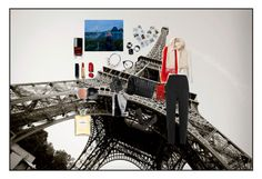 """Days in Paris"" by saraganzerla ❤ liked on Polyvore featuring Alexander McQueen, Dorothy Perkins, Miu Miu, Philipp Plein, Chanel, John Lewis, Black and Vero Moda"