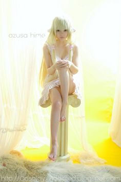 Cosplay-Addicted Chobits