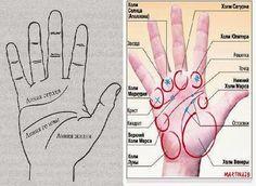 Всё самое интересное!: 75 способов определения болезни по руке