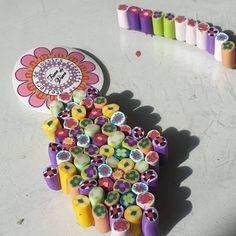 """0 mentions J'aime, 0 commentaires - Virginie Dufour Thiriez (@fimodevivi) sur Instagram: """"Le printemps ... Hâte de voir s'épanouir les fleurs 🌸🌼🌺 En voici quelques unes  #fimodevivi…"""" Dufour, Birthday Candles, Instagram, Polymer Clay Jewelry, Virginia, Spring, Flowers"""