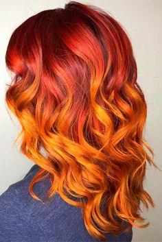 Absolutely Adorable Auburn Hair Shades ★ See more: http://lovehairstyles.com/auburn-hair-shades/