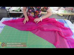 Как сделать косую бейку | Школа шитья ARMALINI | Видео-уроки по шитью