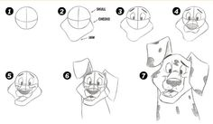 A professional illustrator shows how to make your penciled puppies come to life.
