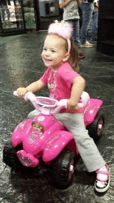 Princess Gabby is 2!
