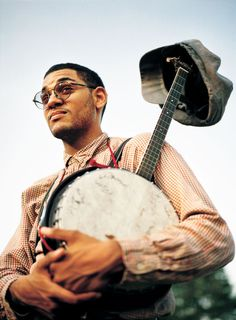 "Dom Flemons - ""The banjo tells its complicated interracial tale"" - Dom Flemons of the Carolina Chocolate Drops"