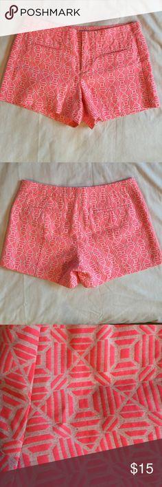 Gap Shorts Bright Dress Shorts Great condition Minimal wear GAP Shorts